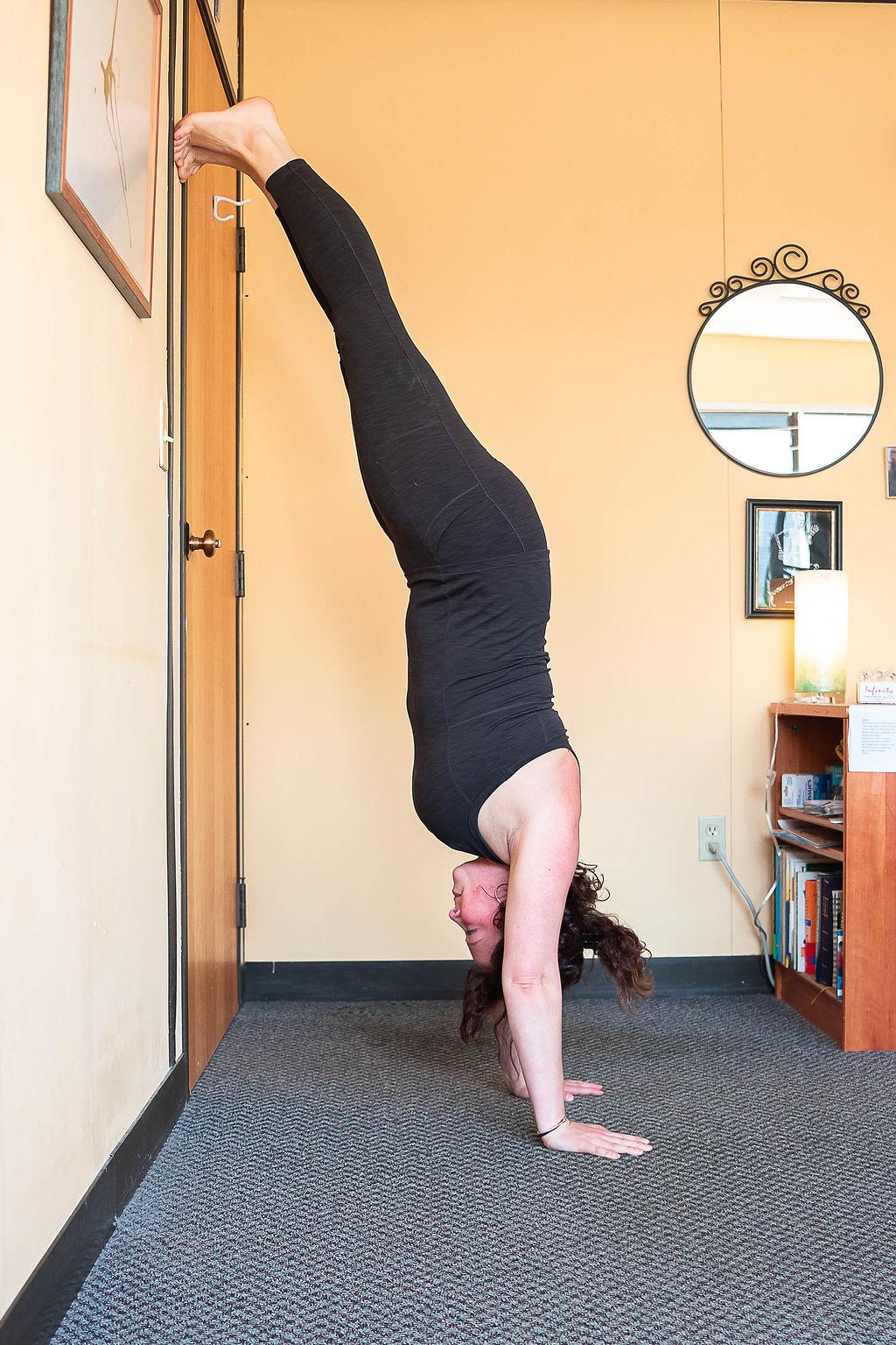 Handstand prep 3