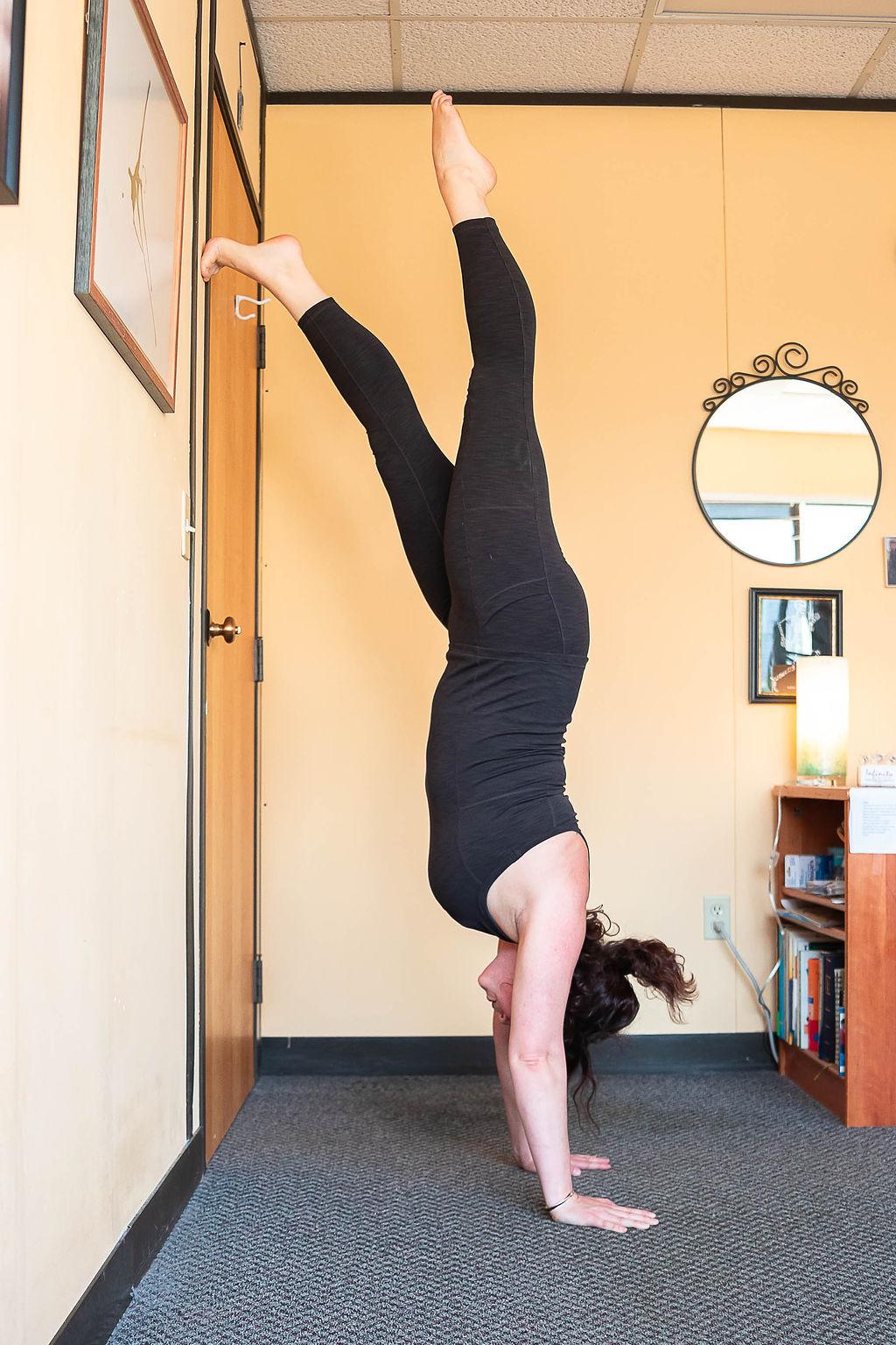 Handstand prep 4