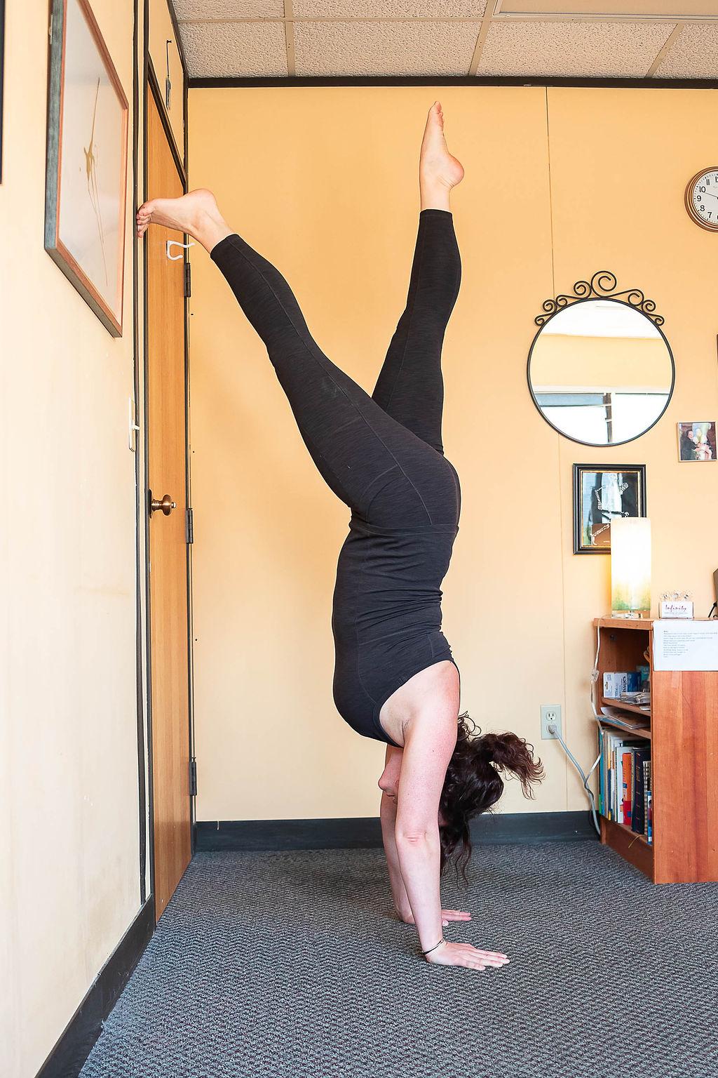 Handstand prep 5
