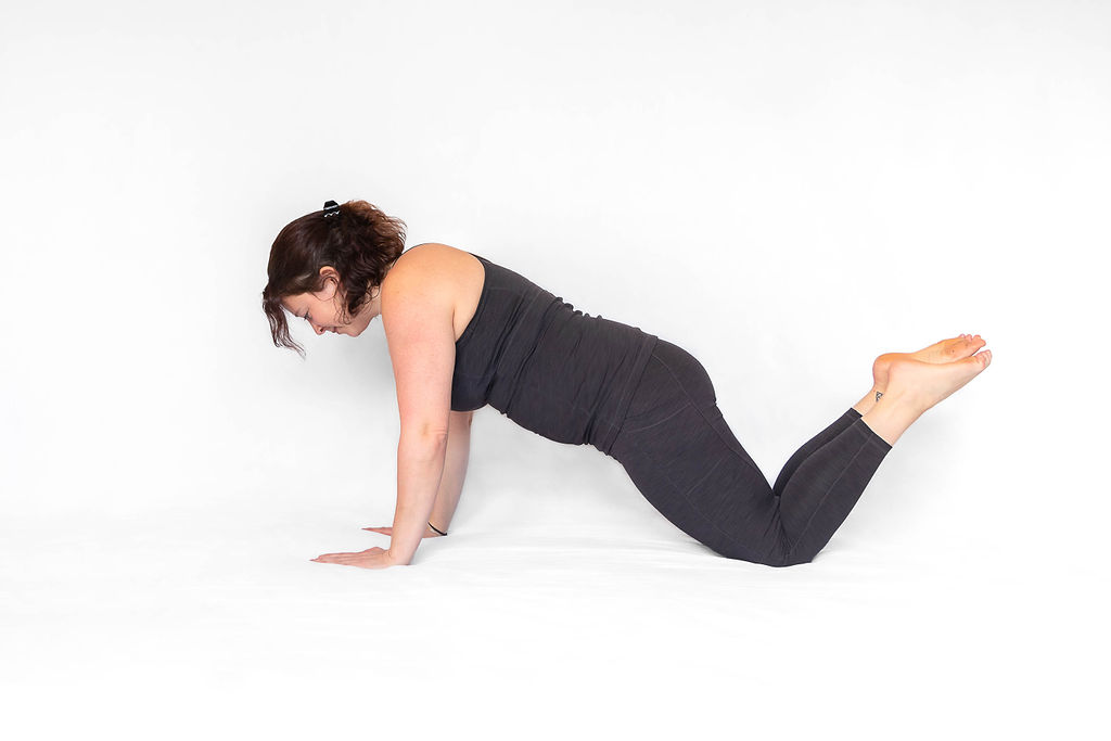Push up for Lung Meridian