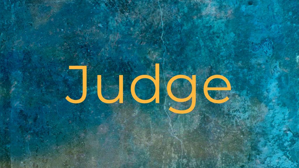 Judge Archetype