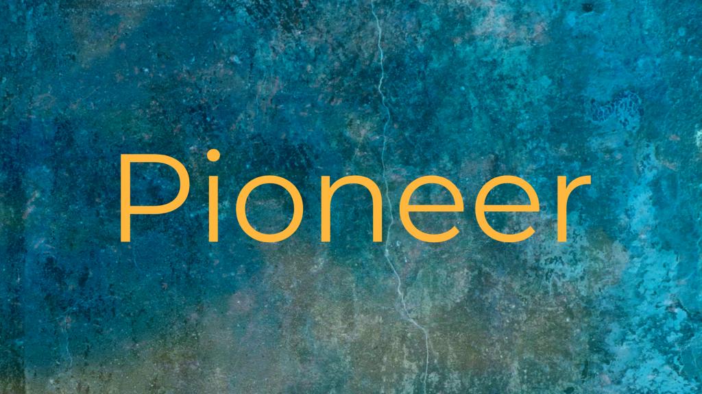 Pioneer Archetype