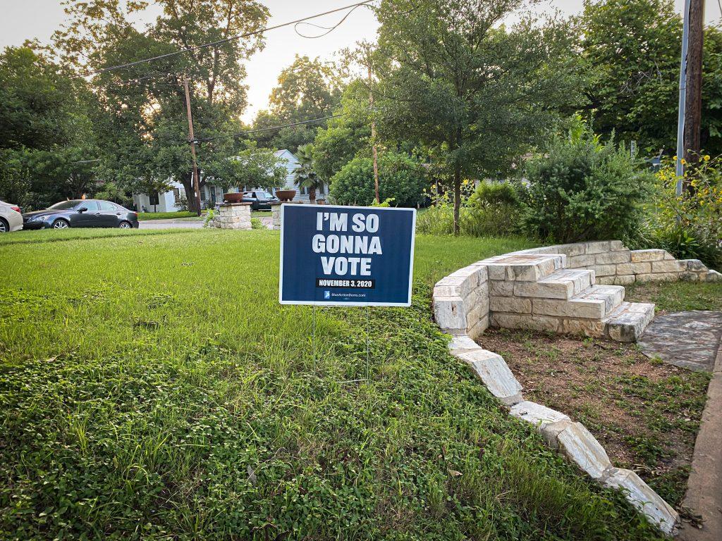 I'm so gonna vote